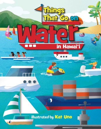 Things That Go on Water in Hawai'i